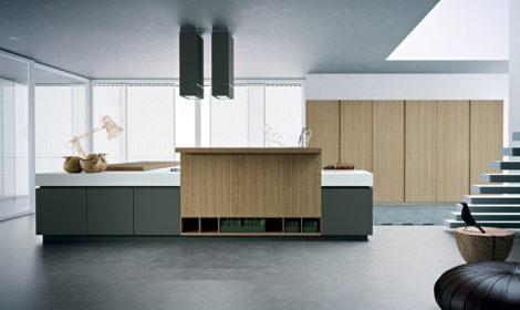 Kõrge kvaliteediga modernne köögimööbel Itaaliast