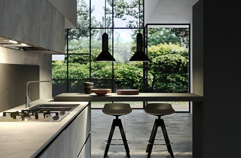 Itaalia köögimööbel = kaasaegne hing + ajatu vaim