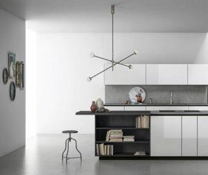 modernne ja funktsionaalne köögimööbel Poodiumist
