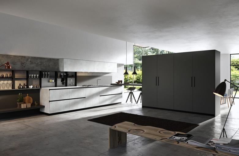 Nutikas kööki peitev köögimööbli lahendus
