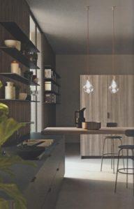 Pilkupüüdev ja hästi planeeritud köögimööbel