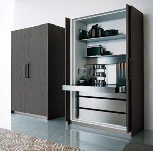 Stiilne ja kvaliteetne peidetav köögipind