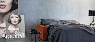 Diivanvoodi ehk diivanisse peidetud voodi