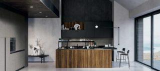 Kallis kõrgkvaliteetne Itaalia köögimööbel